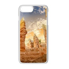 Canyon Desert Landscape Scenic Apple Iphone 8 Plus Seamless Case (white)