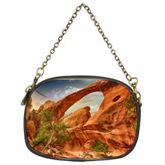 Canyon Desert Rock Scenic Nature Chain Purses (two Sides)  by Celenk
