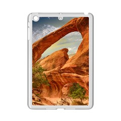 Canyon Desert Rock Scenic Nature Ipad Mini 2 Enamel Coated Cases by Celenk