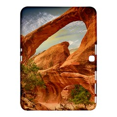 Canyon Desert Rock Scenic Nature Samsung Galaxy Tab 4 (10 1 ) Hardshell Case  by Celenk