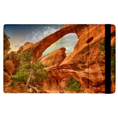 Canyon Desert Rock Scenic Nature Apple Ipad Pro 12 9   Flip Case by Celenk