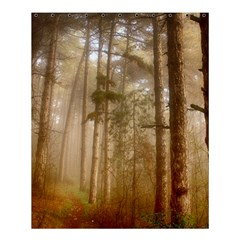 Forest Trees Wood Branc Shower Curtain 60  X 72  (medium)  by Celenk