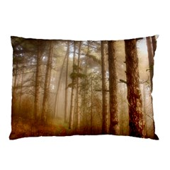 Forest Trees Wood Branc Pillow Case (two Sides)