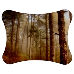 Forest Trees Wood Branc Jigsaw Puzzle Photo Stand (bow) by Celenk