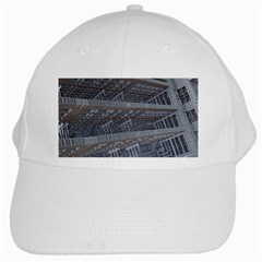 Ducting Construction Industrial White Cap by Celenk