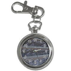Ducting Construction Industrial Key Chain Watches by Celenk