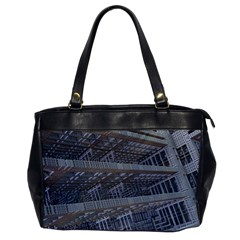 Ducting Construction Industrial Office Handbags by Celenk