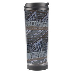 Ducting Construction Industrial Travel Tumbler by Celenk