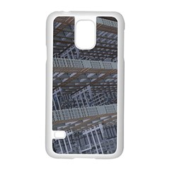Ducting Construction Industrial Samsung Galaxy S5 Case (white) by Celenk