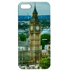 London England City Landmark Apple Iphone 5 Hardshell Case With Stand by Celenk