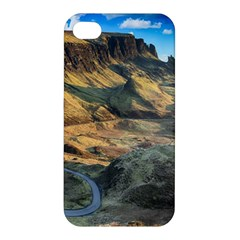Nature Landscape Mountains Outdoor Apple Iphone 4/4s Premium Hardshell Case by Celenk