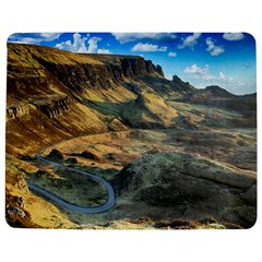 Nature Landscape Mountains Outdoor Jigsaw Puzzle Photo Stand (rectangular) by Celenk