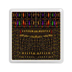 Hot As Candles And Fireworks In Warm Flames Memory Card Reader (square)  by pepitasart