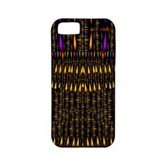 Hot As Candles And Fireworks In Warm Flames Apple Iphone 5 Classic Hardshell Case (pc+silicone) by pepitasart