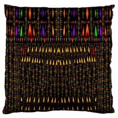 Hot As Candles And Fireworks In Warm Flames Standard Flano Cushion Case (two Sides) by pepitasart