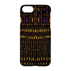 Hot As Candles And Fireworks In Warm Flames Apple Iphone 7 Hardshell Case by pepitasart