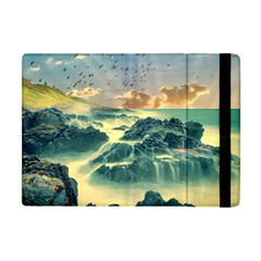 Coastline Sea Nature Sky Landscape Apple Ipad Mini Flip Case