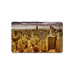 New York Empire State Building Magnet (name Card) by Celenk