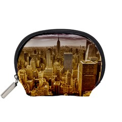 New York Empire State Building Accessory Pouches (small)  by Celenk