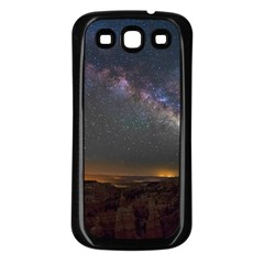 Fairyland Canyon Utah Park Samsung Galaxy S3 Back Case (black) by Celenk