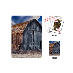 Banjo Player Outback Hill Billy Playing Cards (mini)  by Celenk