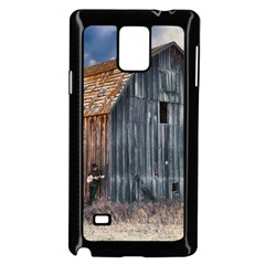 Banjo Player Outback Hill Billy Samsung Galaxy Note 4 Case (black)