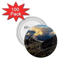 Landscape Clouds Scenic Scenery 1 75  Buttons (100 Pack)  by Celenk