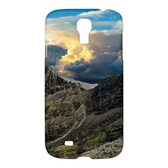 Landscape Clouds Scenic Scenery Samsung Galaxy S4 I9500/i9505 Hardshell Case by Celenk