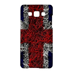 Union Jack Flag Uk Patriotic Samsung Galaxy A5 Hardshell Case  by Celenk