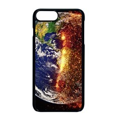 Climate Change Global Warming Apple Iphone 8 Plus Seamless Case (black)