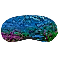Pathway Nature Landscape Outdoor Sleeping Masks by Celenk