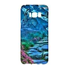 Pathway Nature Landscape Outdoor Samsung Galaxy S8 Hardshell Case