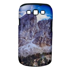 Rock Sky Nature Landscape Stone Samsung Galaxy S Iii Classic Hardshell Case (pc+silicone) by Celenk