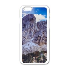 Rock Sky Nature Landscape Stone Apple Iphone 6/6s White Enamel Case by Celenk