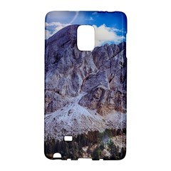 Rock Sky Nature Landscape Stone Galaxy Note Edge by Celenk