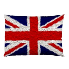 Union Jack Flag National Country Pillow Case by Celenk