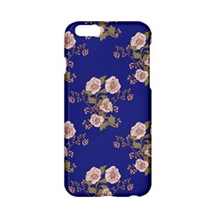 Ndigo Bedding Floral Apple Iphone 6/6s Hardshell Case by Celenk