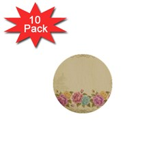 Shabby Country 1  Mini Buttons (10 Pack)  by 8fugoso
