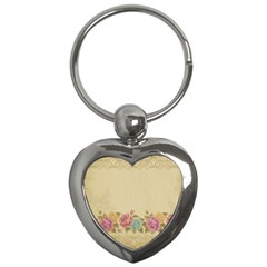 Shabby Country Key Chains (heart)  by 8fugoso
