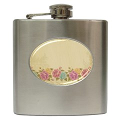 Shabby Country Hip Flask (6 Oz) by 8fugoso