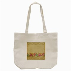 Shabby Country Tote Bag (cream) by 8fugoso