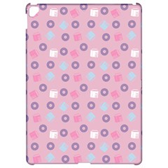 Milk And Donuts Pink Apple Ipad Pro 12 9   Hardshell Case