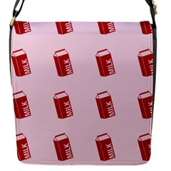 Strawberry Milk Flap Messenger Bag (s) by snowwhitegirl