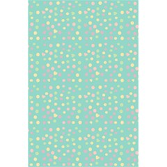 Light Teal Hearts 5 5  X 8 5  Notebooks by snowwhitegirl