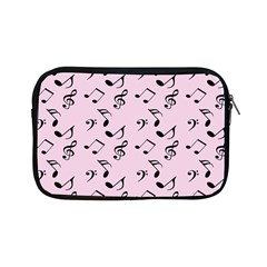 Pink Music Apple Ipad Mini Zipper Cases by snowwhitegirl