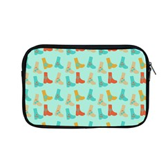 Blue Orange Boots Apple Macbook Pro 13  Zipper Case by snowwhitegirl