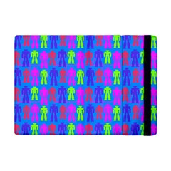 Neon Robot Ipad Mini 2 Flip Cases by snowwhitegirl