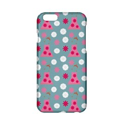 Pink Dress Blue Apple Iphone 6/6s Hardshell Case by snowwhitegirl