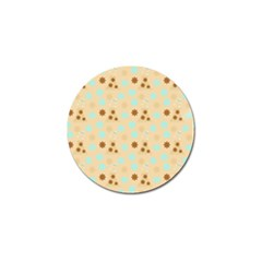 Beige Dress Golf Ball Marker (4 Pack) by snowwhitegirl