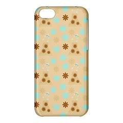 Beige Dress Apple Iphone 5c Hardshell Case by snowwhitegirl